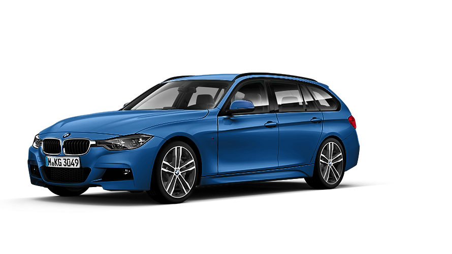 BMW 340xi Touring